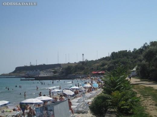 На пляжах Киевского района Одессы соблюдается требование о свободном доступе к морю
