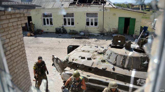 Год после Иловайска. Почему силы АТО потерпели жестокое поражение