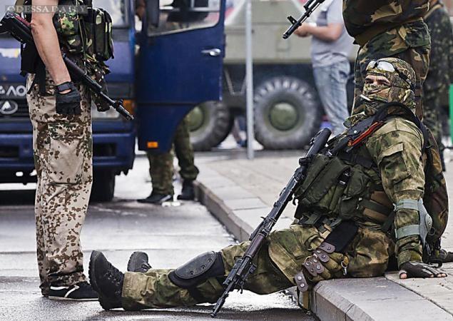 Ход АТО: недвусмысленная гадость для юго-западного фланга террористов