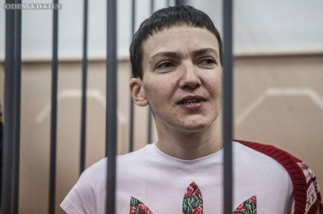 ГПУ подтверждает алиби Савченко