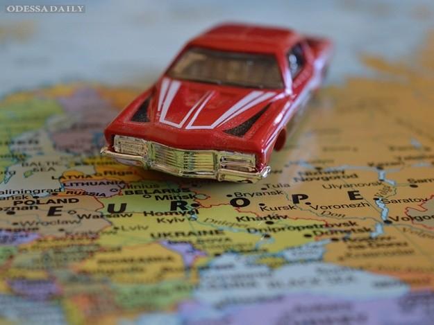 В Украине введут водительские права европейского образца: что нужно знать