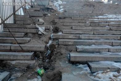 Одесский краевед: С Потемкинской лестницей будут большие проблемы