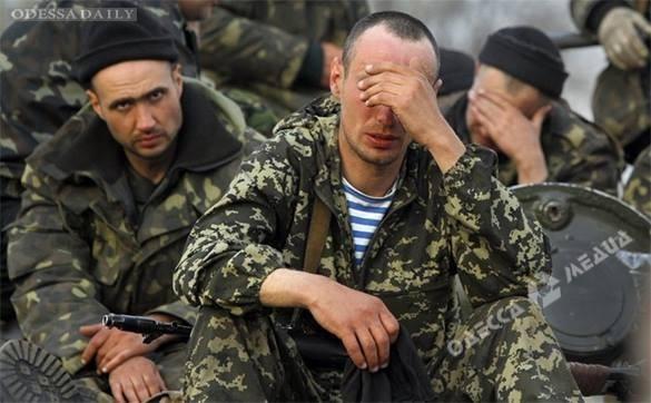 Военнообязанных одесситов внесут в единый электронный реестр