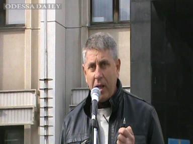 «Прощание с партией регионов в Одесской области»