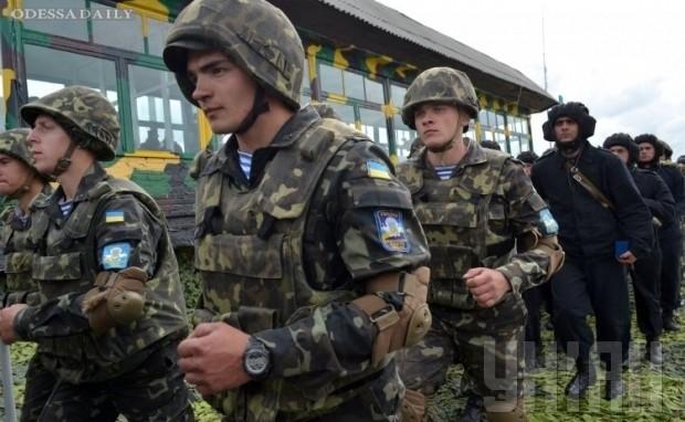 В Украине стартовал осенний призыв, перенесенный из-за выборов