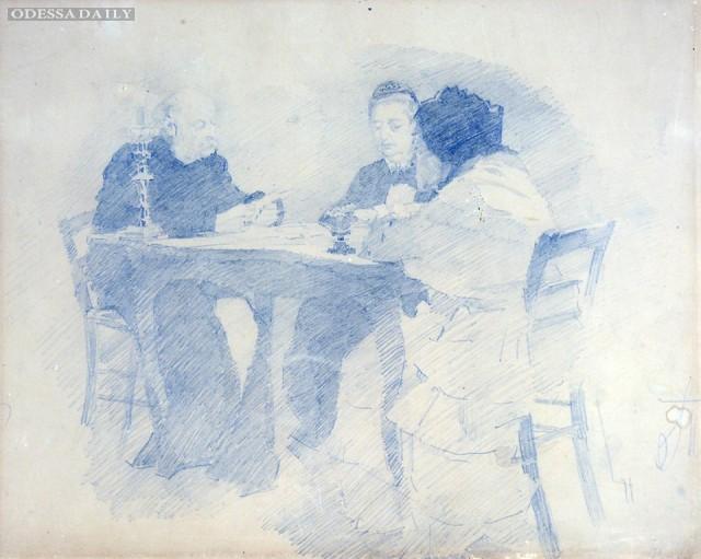 В запасниках Одесского художественного музея хранится шедевр Михаила Врубеля
