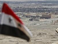 Сирийские власти признали захват Пальмиры боевиками Исламского государства