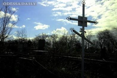 Вандализм на Таировском кладбище в Одессе оказался Интернет-уткой