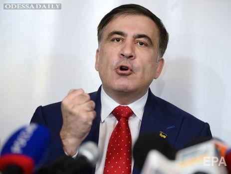 Давид Сакварелидзе: Заявление Михаила Саакашвили касательно будущего развития Руха Новых сил Михаила Саакашвили: