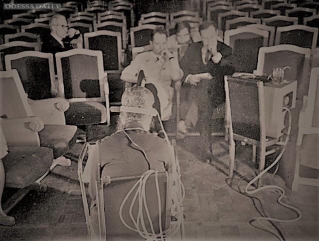 Фрагмент расшифровки допроса доктора И.В. Крашенинникова. 17 июня 1954 года. (Документ предоставлен Центральным архивом ФСБ РФ)
