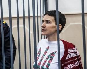 Суд продлил арест Надежды Савченко до 13 мая