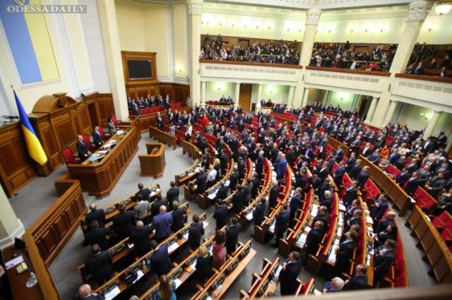 В Раде выступают за введения экзамена по украинскому для госслужащих