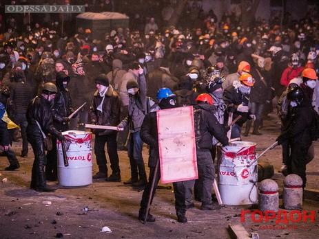 Гаагский суд не усмотрел в событиях на Евромайдане преступлений против человечности
