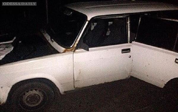 В Борисполе совершено нападение на инкассаторов Укрпочты