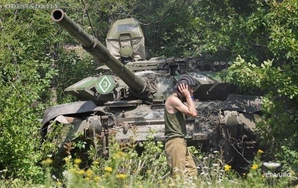 Пресс-центр АТО: За сутки боевики 78 раз нарушили режим прекращения огня