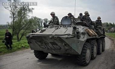 Штаб АТО: В зоне боевых действий нет добровольческих формирований
