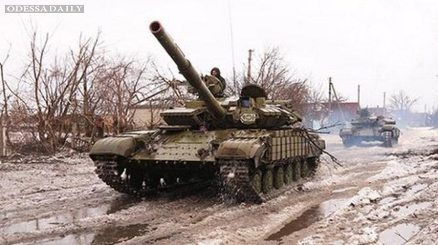 Война России против Украины: последние события в Донбассе - 18