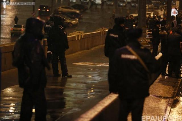 Свидетелем убийства Немцова стала украинская модель Анна Дурицкая