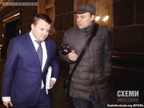 Стець извинился за поведение Демчишина с журналистами: Не считаю, что из общения с президентом надо делать тайну