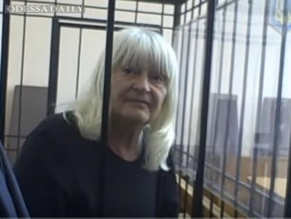 Киевский суд арестовал известную правозащитницу Лордкипанидзе по подозрению в организации заказного убийства