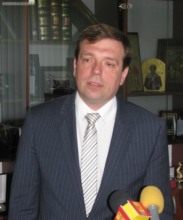 Николай Скорик занят строительством новой всеукраинской партии