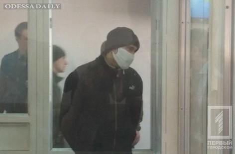 Подозреваемого в убийстве ребенка в Лощиновке оставили на два месяца под арестом