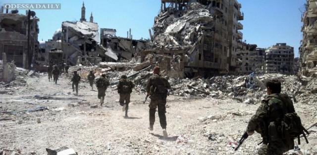 Россия отправила в Сирию солдат частной армии, - СМИ
