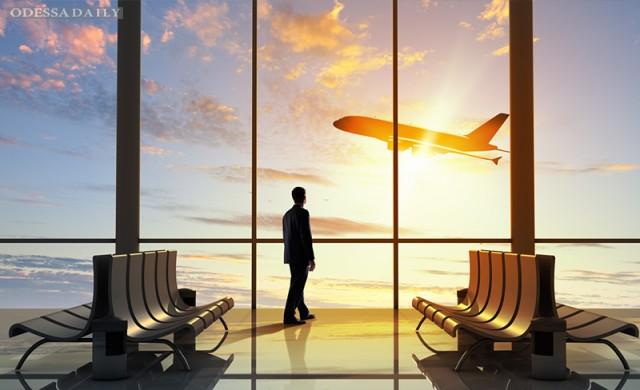 Пассажиропоток одесского аэропорта вырос на 4,5 %