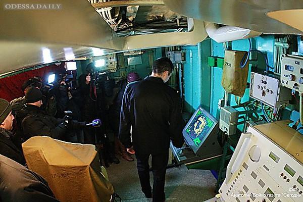 Волонтеры купили радар для флагмана «Гетьман Сагайдачный»