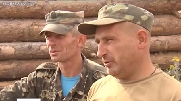 «Суп из топора» едят в АТО солдаты, забытые Минобороны. ВИДЕО