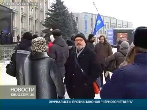 Экономика – путь к Майдану. Часть первая: от танком по бюджету – до разгона Налогового Майдана.
