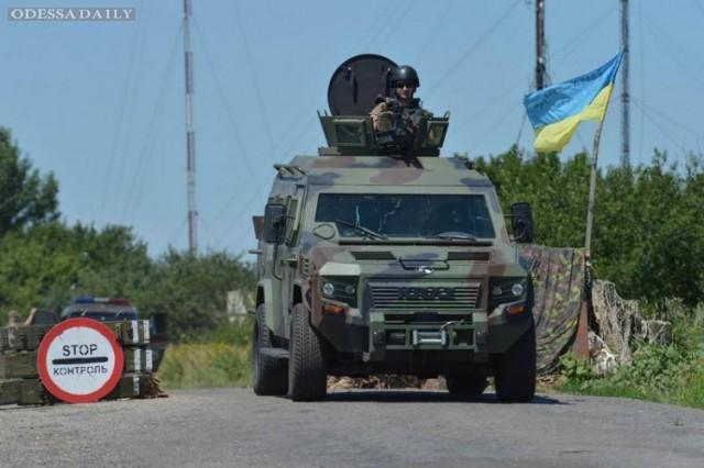АТО: Боевики усилили обстрелы в День независимости