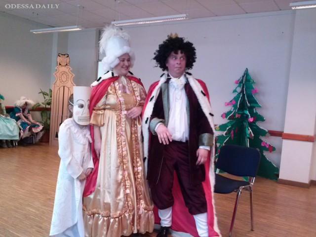 В театре «Девять муз» играют Гофмана