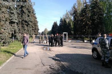 Полиция: На Куликовом поле взрывчатку не нашли