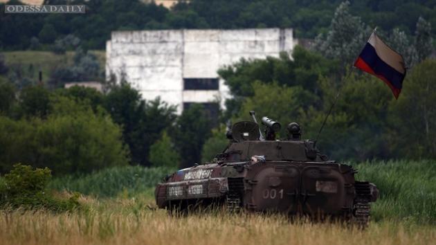 Сводка ИС: боевики активно повышают боеспособность своих подразделений
