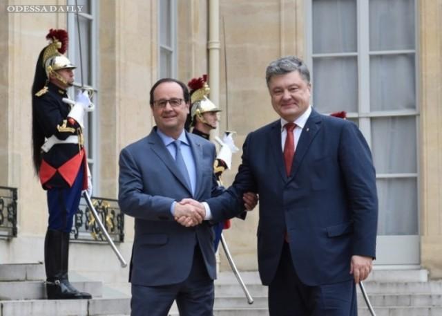 Украина и Франция намерены договориться о взаимном признании дипломов о высшем образовании