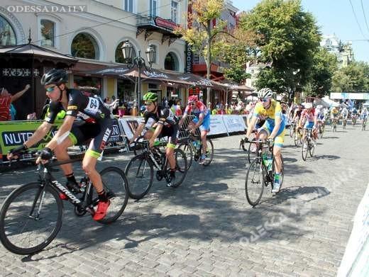 В Одессе анонсировали проведение велогонок Odessa Grand Prix