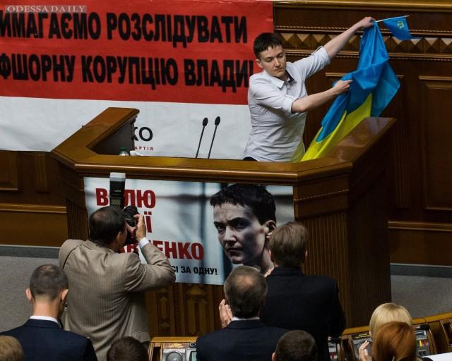 Савченко: Я понимаю, что оказалась в аквариуме с акулами, но я тоже пиранья