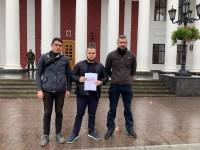 Виталий Устименко: Недопустим незаконную застройку территорий!