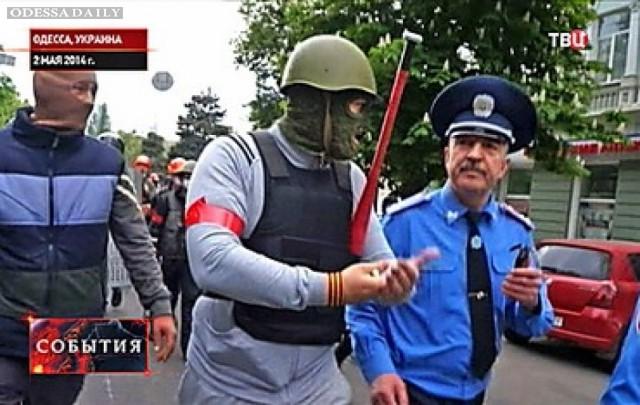 Сбежавший из Одессы руководитель милиции Дмитрий Фучеджи не исключает, что его могут убить