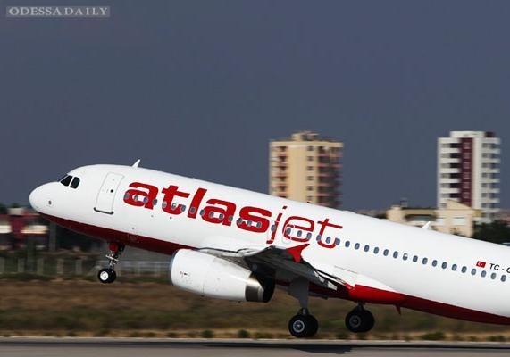 Atlasjet Украина получила разрешение на 3 направления из Львова