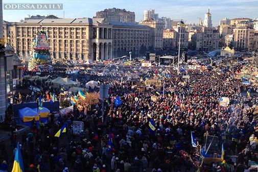 Сегодня на Майдане состоится десятое Народное вече