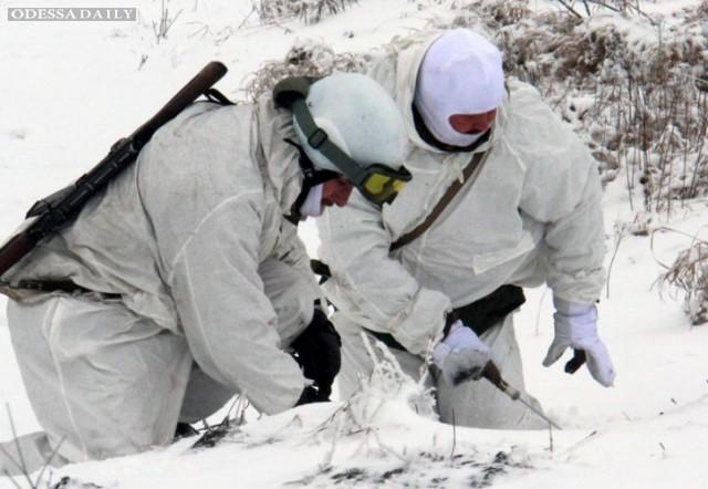 Саперы за время АТО обезвредили более 140 тысяч взрывоопасных предметов