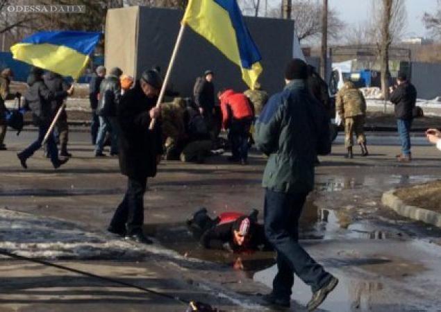 В Одессе боевики готовили такой же теракт, как и в Харькове