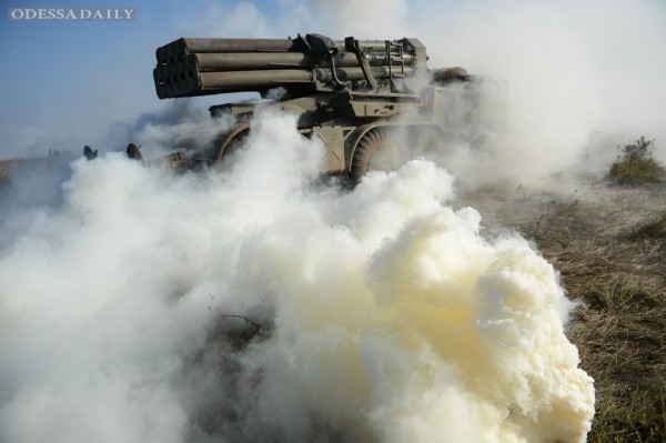Пресс-центр АТО: Боевики нарушили режим прекращения огня 16 раз