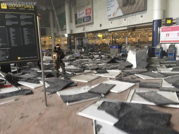 ИГИЛ взяло на себя ответственность за серию терактов в Брюсселе