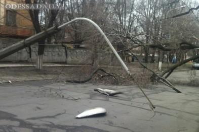 Без электричества в Одесской области остаются 27 сел