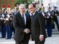 Олланд пригласил Путина в Париж на конференцию ООН по вопросам изменения климата