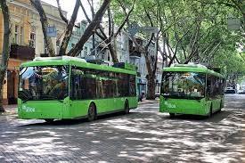 Работа городского транспорта в Одессе практически полностью восстановлена