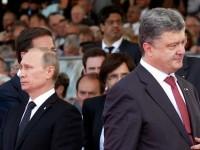 Путин сегодня подтвердил наличие российских войск на Донбассе - Порошенко